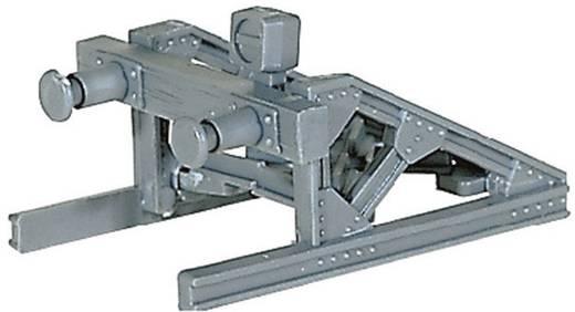N Fleischmann rails (zonder ballastbed) 22216 Stootblok