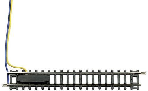 N Fleischmann rails (zonder ballastbed) 22220 Aansluitrails 104.2 mm