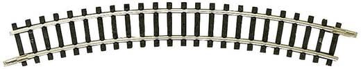 N Fleischmann rails (zonder ballastbed) 22222 Gebogen rails