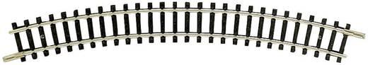 N Fleischmann rails (zonder ballastbed) 22223 Gebogen rails