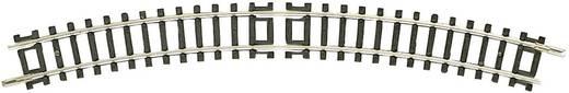N Fleischmann rails (zonder ballastbed) 22224 Gebogen rails 30 ° 295.4 mm