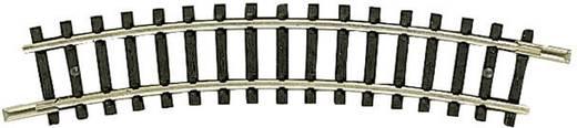N Fleischmann rails (zonder ballastbed) 22231 Gebogen rails