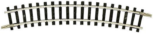N Fleischmann rails (zonder ballastbed) 22233 Gebogen rails 24 ° 228.2 mm