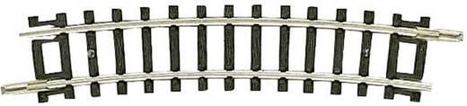N Fleischmann rails (zonder ballastbed) 22235 Gebogen rails 15 ° 261.8 mm