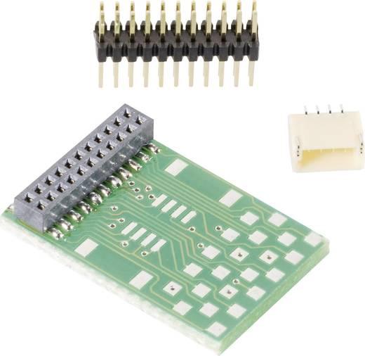 TAMS Elektronik 70-01035-01 Interface-adapter Bouwpakket, Zonder kabel, Met stekker