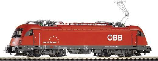 Piko H0 59800 H0 elektrische locomotief Rh 1216 234 van de ÖBB Wisselstroom (AC), digitaal