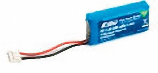 LiPo accupack 7.4 V 200 mAh 30 C E-flite
