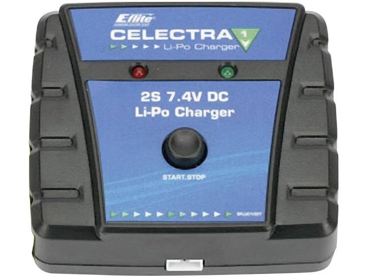 Modelbouw oplader 12 V E-flite EFLUC1007 Li-poly