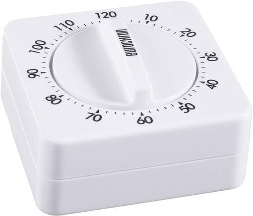 Eurochron Mechanische stopwatch EAT 6120 Timer Wit
