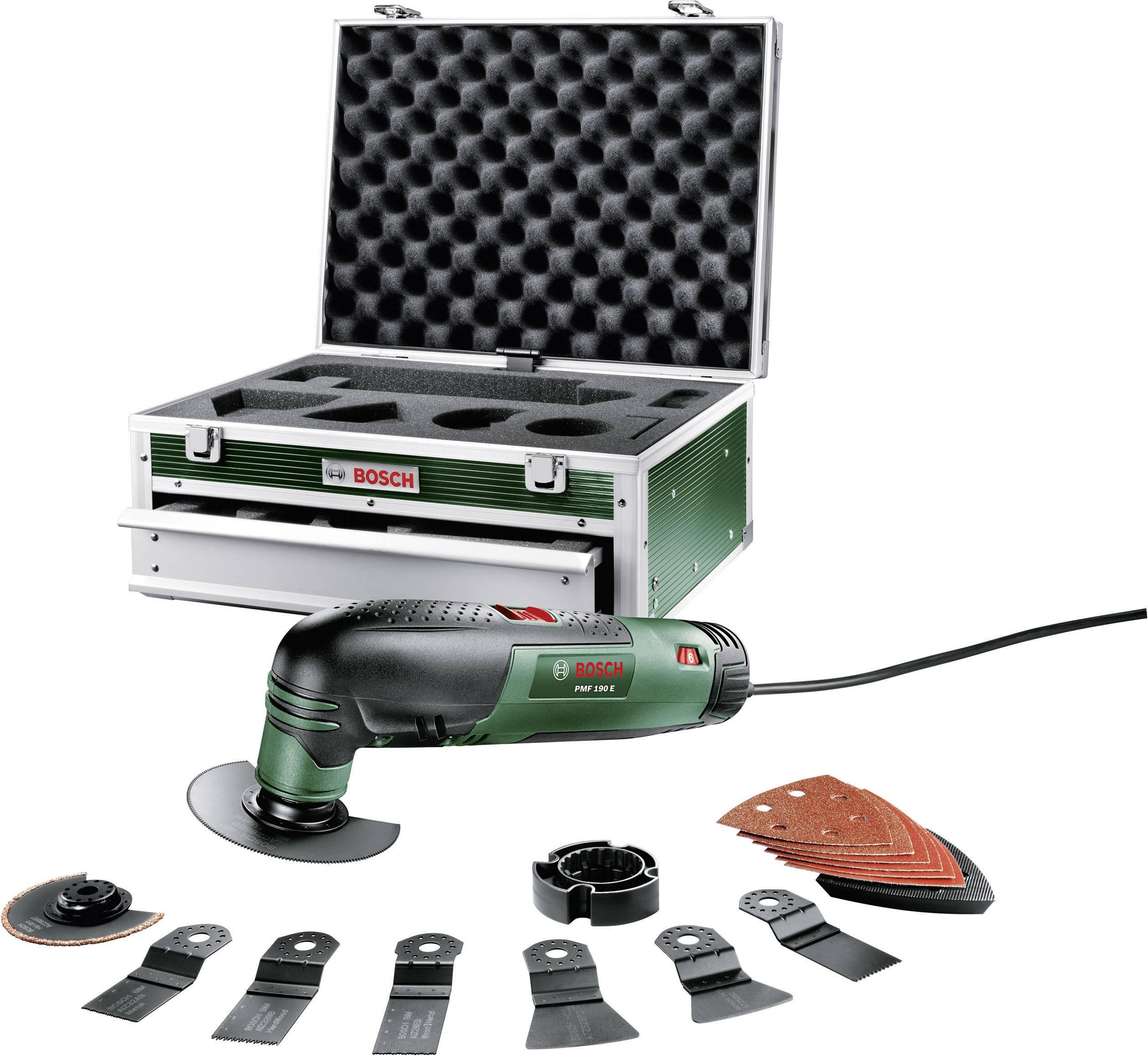 Vaak Bosch PMF 190 E Multitool met Toolbox & extra accessoires   Conrad.nl UF61