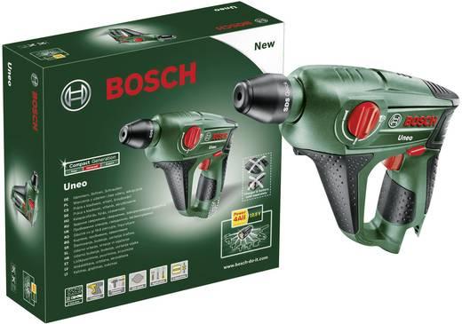 Bosch Home and Garden Uneo 10,8 Li-2 SDS-Quick-Accu-boorhamer 10.8 V Li-ion zonder accu