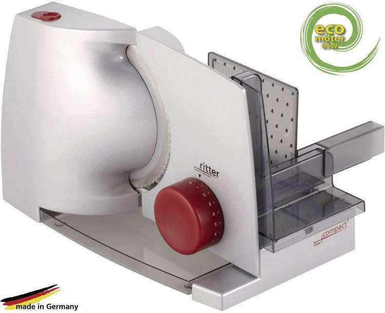 Image of Ritterwerk Snijmachine compact1 Zilver-grijs