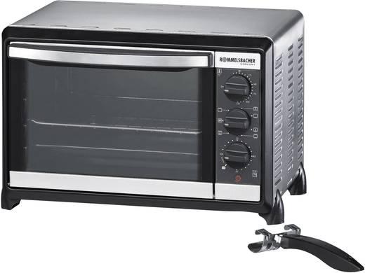 Rommelsbacher BG1055 Mini-oven Heteluchtfunctie, Timerfunctie 18 l 1050 W
