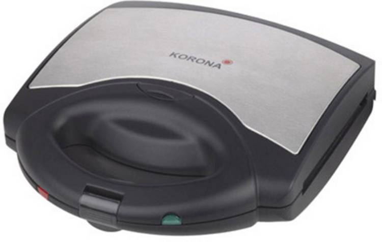 Image of Korona 47015 / 3-i-1 Tosti-apparaat met verwisselbare platen Zwart
