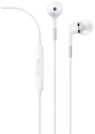Apple in-ear oordopjes met afstandsbediening en microfoon