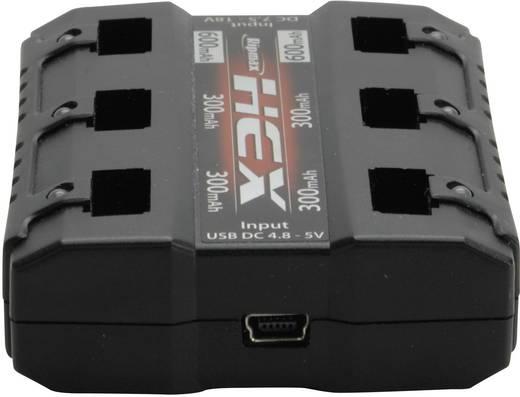 Ripmax Hex 6X Modelbouw oplader 12 V Li-poly