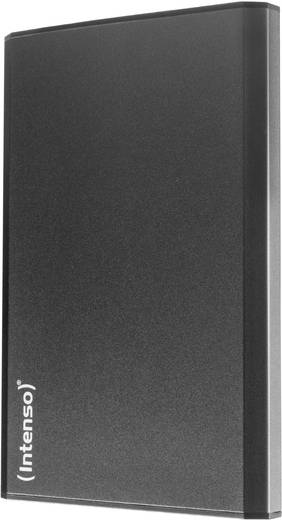 Intenso Memory Home 500 GB Externe harde schijf (2.5 inch) USB 3.0 Antraciet