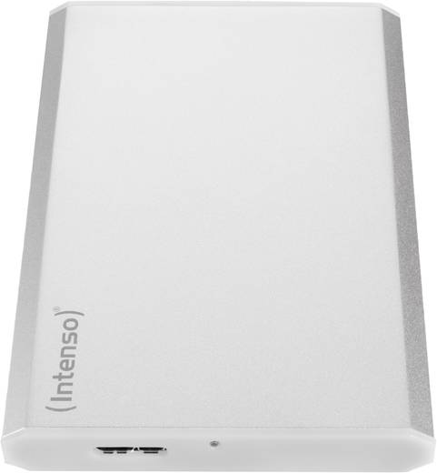 Intenso Memory Home 3.0 1 TB Externe harde schijf 6.35 cm (2.5 inch) USB 3.0 Zilver