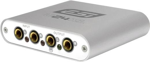 Audio interface ESI audio U24 XL