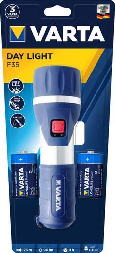 Varta Day Light 2 D LED Zaklamp werkt op batterijen 96 lm 11 h 198 g