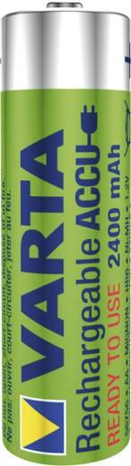 AA oplaadbare batterij (penlite) NiMH Varta Toy-Akku HR06 2400 mAh 1.2 V 4 stuks