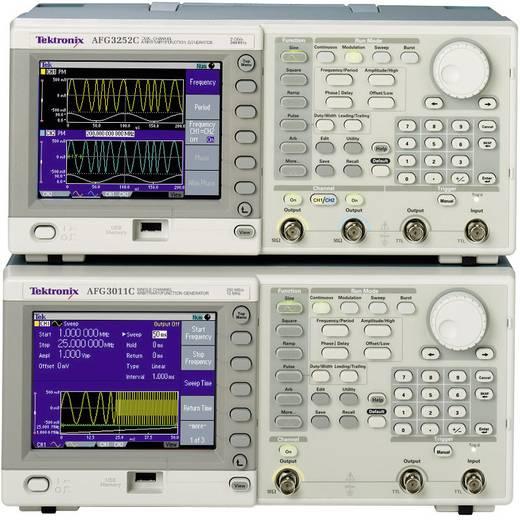 Tektronix AFG3101C arbitraire-functiegenerator, frequentiebereik 1 µHz - 100 MHz kanalen 1
