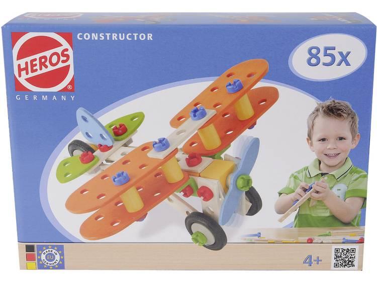 HEROS Constructor in 85-delige set