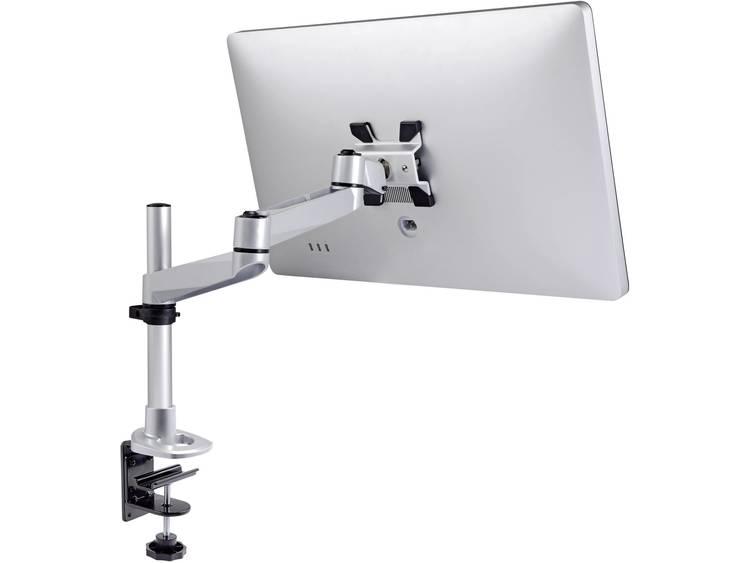 SpeaKa Professional SuperSwivel für Apple 1-voudig Monitor-tafelbeugel 25,4 cm (10) – 76,2 cm (30) Kantelbaar en zwenkbaar, Roteerbaar
