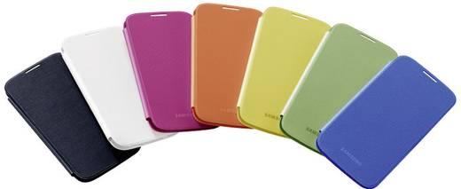 Samsung Flip cover GSM flip cover Geschikt voor model (GSM's): Samsung Galaxy S4 Oranje