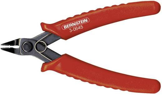 Bernstein 3-0645 Elektronisch en fijnmechanisch Strip-zijsnijtang zonder facet 125 mm