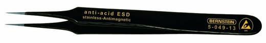 Bernstein SMD-pincet recht, superscherp, met ESD-coating Lengte 110 mm 5-049-13