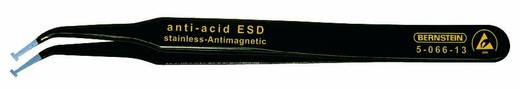 Bernstein SMD-pincet 30o haaks, 2,5 mm breed, met ESD-coating Lengte 120 mm 5-066-13