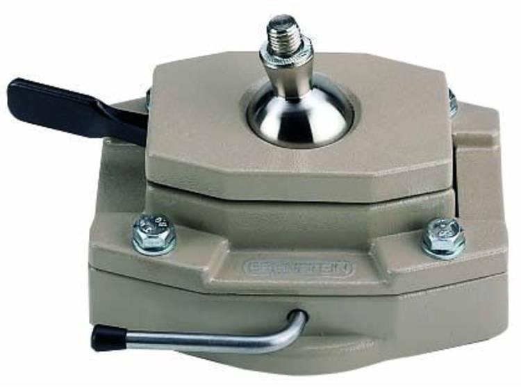 Spannfix-zuigvoet met kogelscharnier en schroefdraadpen Bernstein 9-210