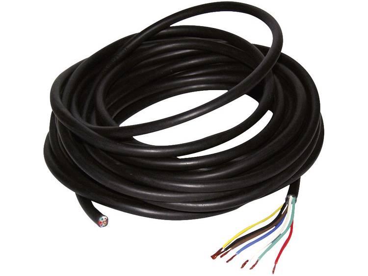 Kabel Open kabeleinden Aantal aders 7 10 m LAS