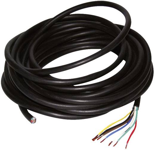 Kabel Open kabeleinden Aantal aders 7 10 m L