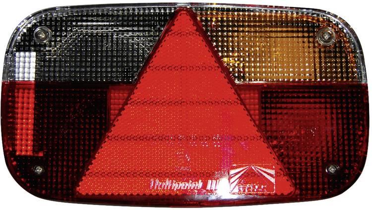 Image of Gloeilamp Aanhangerachterlicht Knipperlicht, Remlicht, Kentekenverlichting, Reflector, Achterlicht, Mistachterlicht rechts 12 V LAS