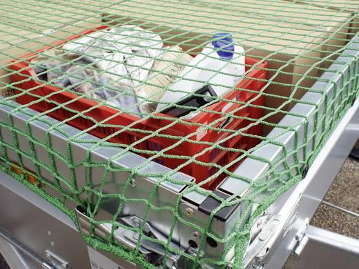 Aanhangernet (l x b) 2.7 m x 1.5 m LAS 10501 Met rubberen spanband