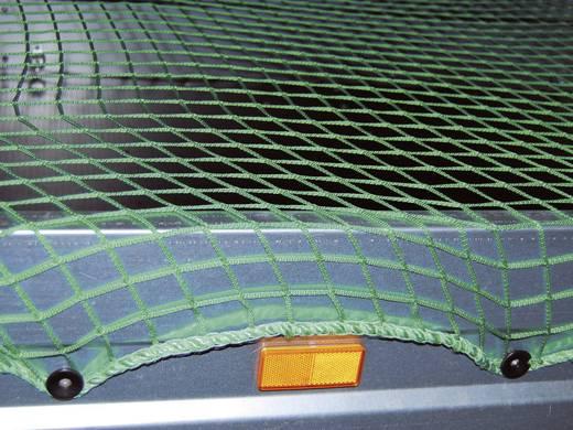 Aanhangernet (l x b) 3 m x 2 m LAS 10502 Met rubberen spanband