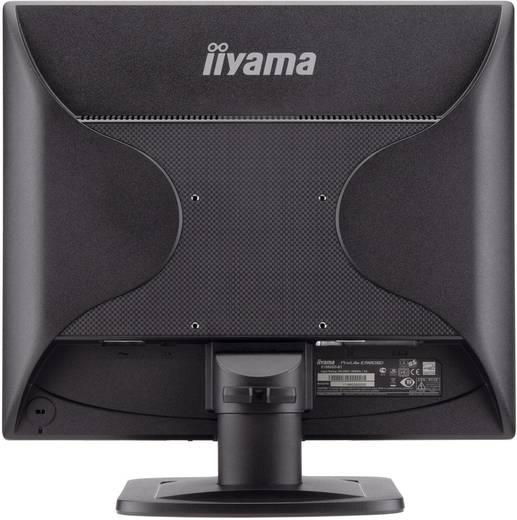 Iiyama E1980SD-B1 LED-monitor 48.3 cm (19 inch) Energielabel n.v.t. 1280 × 1024 pix SXGA 5 ms DVI, VGA TN LED