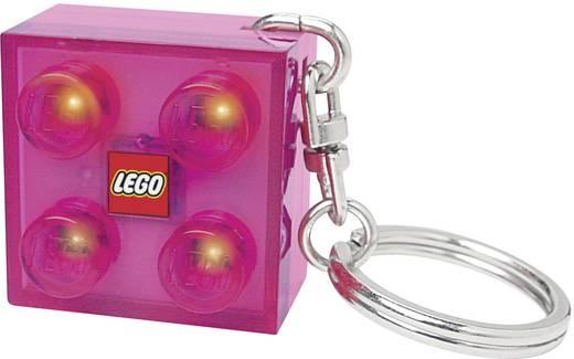 LEGO steen knipperlicht (roze)