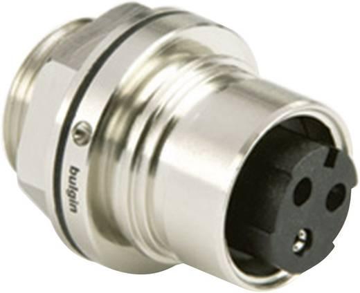 Op frontplaat gemonteerde connector Aantal polen: 22 PXM60