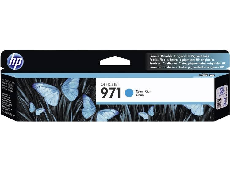 HP 971 Cartridge CN622AE Cyaan