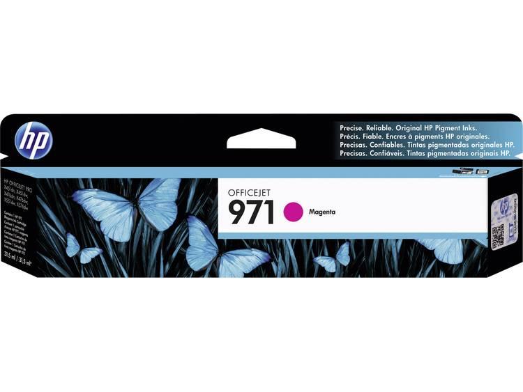 HP Cartridge 971 Origineel Magenta CN623AE Cartridge