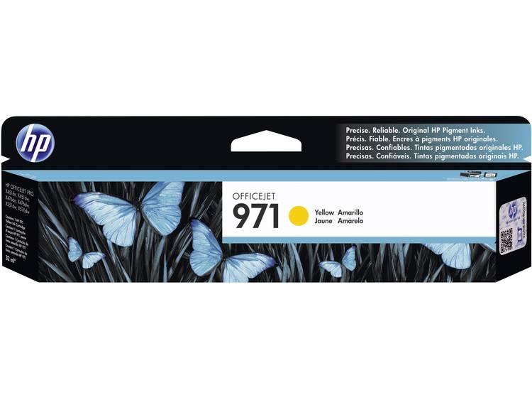 HP 971 Cartridge CN624AE Geel