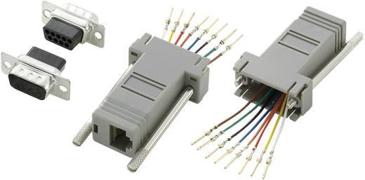 Conrad Components D-SUB adapter D-sub stekker 9-polig - RJ45-bus 1 stuks