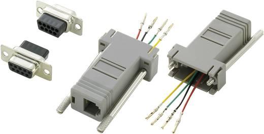 Conrad Components D-SUB adapter D-sub bus 9-polig - RJ11-bus 1 stuks