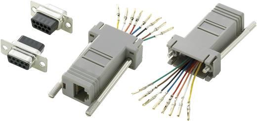 Conrad Components D-SUB adapter D-sub bus 9-polig - RJ45-bus 1 stuks