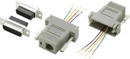 Conrad Components D-SUB adapter D-sub stekker 15-polig - RJ11-bus 1 stuks