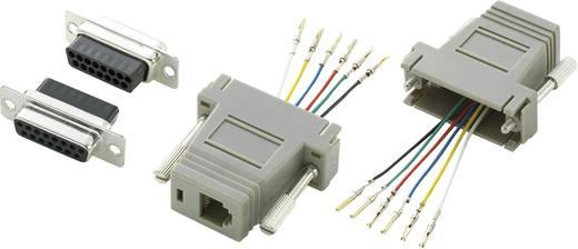 Conrad Components D-SUB adapter D-sub bus 15-polig - RJ12-bus 1 stuks
