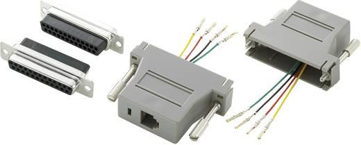 Conrad Components D-SUB adapter D-sub bus 25-polig - RJ11-bus 1 stuks